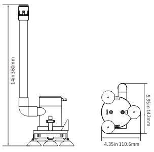 Bait Tank Aerator