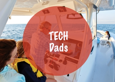 Fish Finders & Boat Stereos for Dads