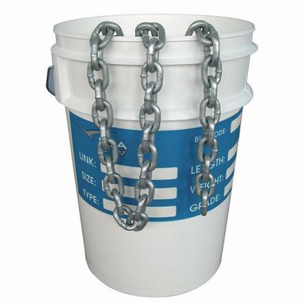 BLA Galvanised Chain - Grade 'L' Short Link (per drum)