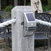 Motion Sensor Light - Solar LED