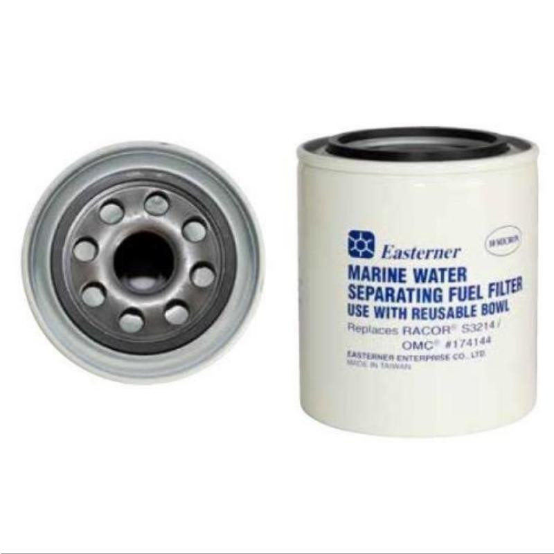 easterner outboard fuel filter element - suits racor s3214  loading zoom