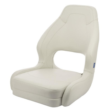 Vetus Driver Boat Seat - White