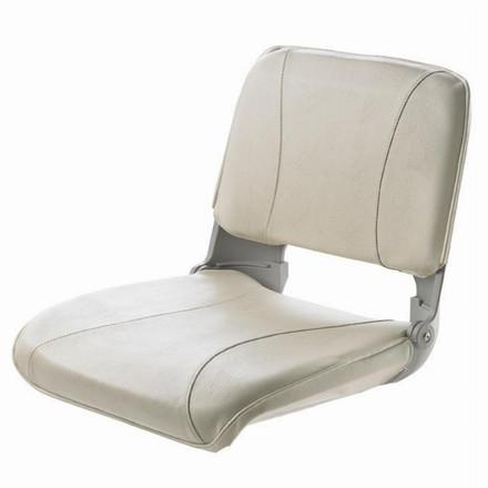 Vetus Crew Boat Seat - White