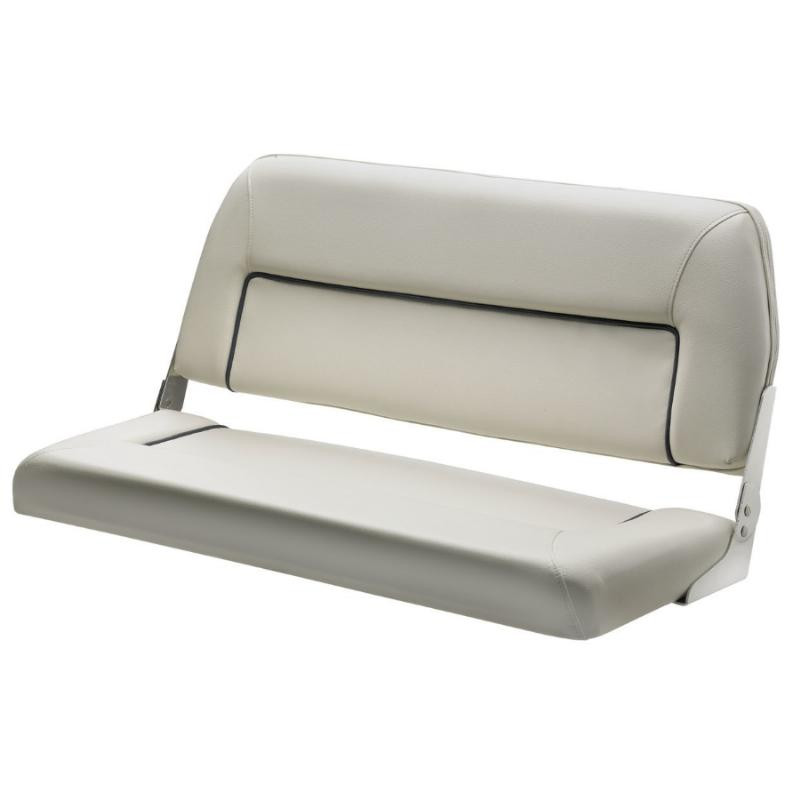 Fabulous Vetus First Class Folding Bench Seat White Inzonedesignstudio Interior Chair Design Inzonedesignstudiocom