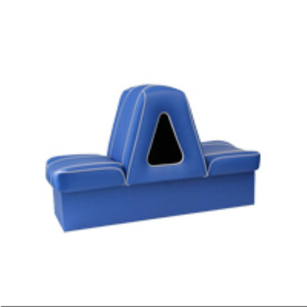 Back-to-Back Boat Seat (4 Seats) - Colour Choice