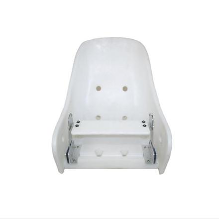 """Seat Shell - """"OCEANSTAR""""  Deluxe  Flip-Up  Helmsman  Seat"""