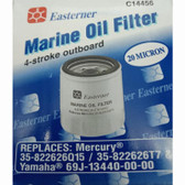 Outboard Oil Filter - Replaces Sierra 18-7906-1