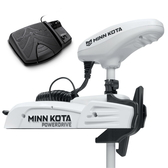 Minn Kota Riptide Saltwater PowerDrive with Foot Pedal