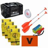 Safety Gear Kit - Waterproof 70 Litre