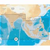 Navionics Plus Chart - Indian Ocean & South China Sea