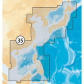 Navionics Plus Chart - China Sea