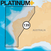 Navionics Platinum+ XL Chart -  Beagle Bay to Perth