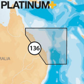 Navionics Platinum+ XL Chart -  Queensland