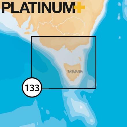 Navionics Platinum+ XL Chart - Melbourne & Tasmania