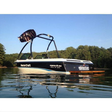 Monster Tower MT1 Wakeboard Tower - Black