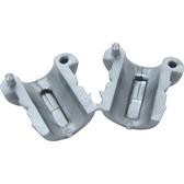 Silver Nylon Grommets