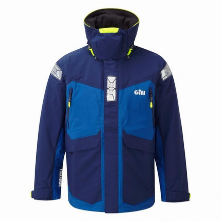 Gill OS2 Offshore Mens Jacket - Blue