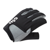 Gill Deckhand Gloves - Long Finger, Black