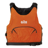 Gill Pro Racer PFD with Side Zip - Orange