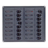 BEP 'Contour' Circuit Breaker Panels - No Meters - 16 Circuits
