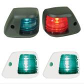 Navigation Lights - Compact Side Mount (Pair)
