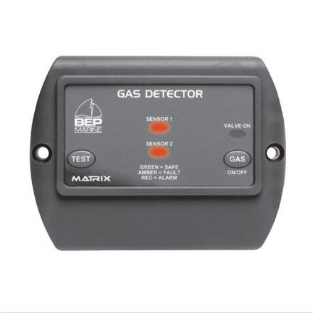 BEP Contour Matrix Gas Detectors
