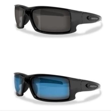 Amphibia Sunglasses - Depthcharge K480 - Matte Black
