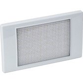 Rectangular exterior led light