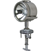 Hardtop manual stainless steel spotlight