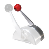 SeaStar Solutions Hydraulic Engine Control - Right Side Only (red)