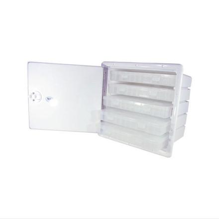 SSI Lockable Storage Cabinet - Five Drawer