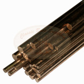 Silicon Bronze Rod - Plain (90cm length)