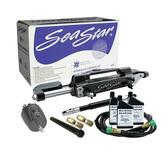 SeaStar Tournament Steering System Kit - Front Mount with Reusable Fittings