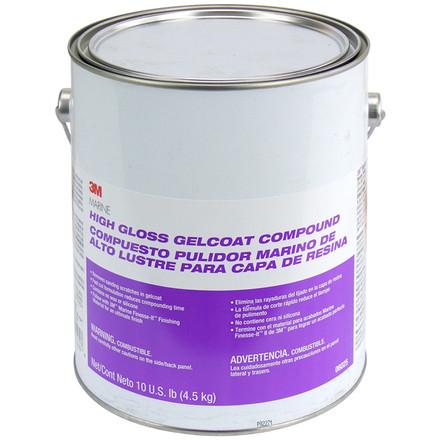 3M High Gloss Marine Gelcoat Compound