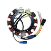 CDI Electronics Stator 6/8 Cyl., 35 amp - Johnson Evinrude - 173-4643