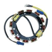CDI Electronics Stator 6 Cyl., 9 amp - Johnson Evinrude - 173-3537