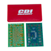 CDI Electronics Resistor Test Circuit Card - Tools & Test Equipment