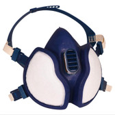 3M Disposable Half Face Respirator