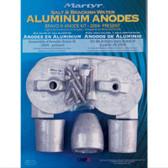 Martyr Aluminium Anode Kit - Mercury - 21308