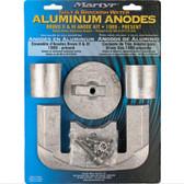 Martyr Aluminium Anode Kit - Mercury - 21306