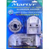 Martyr Aluminium Anode Kit - Mercury - 21302