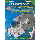 Martyr Aluminium Anode Kit - Mercury - 21352