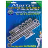 Martyr Aluminium Anode Kit - Suzuki - 21332