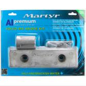 Martyr Aluminium Anode Kit - Volvo Penta - 21337