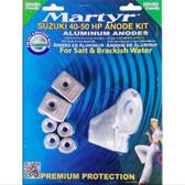 Martyr Aluminium Anode Kit - Suzuki - 21330