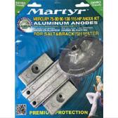 Martyr Aluminium Anode Kit - Mercury - 21350