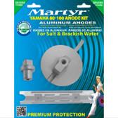 Martyr Aluminium Anode Kit - Yamaha - 21319