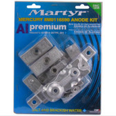 Martyr Aluminium Anode Kit - Mercury - 21313
