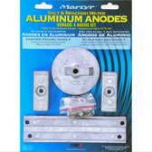 Martyr Aluminium Anode Kit - Mercury - 21310