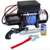 RELAXN Electric Winch - 6000LB